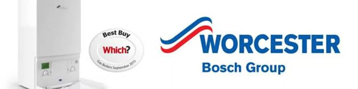Which? recommended Worcester Bosch boiler