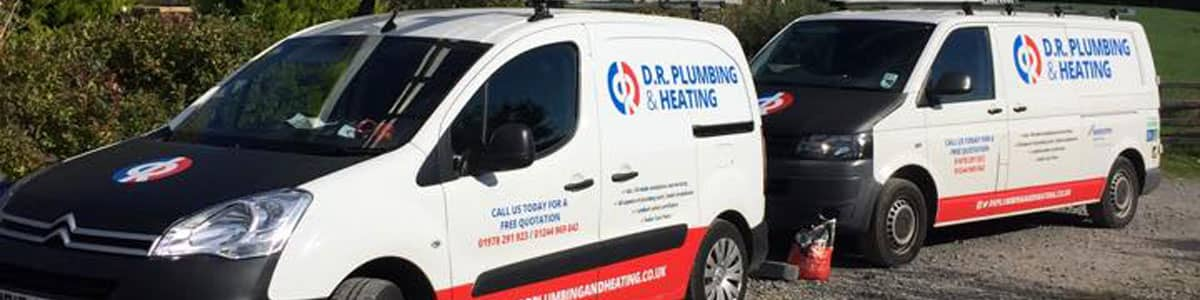 Fully equipped vans for faster boiler fitting