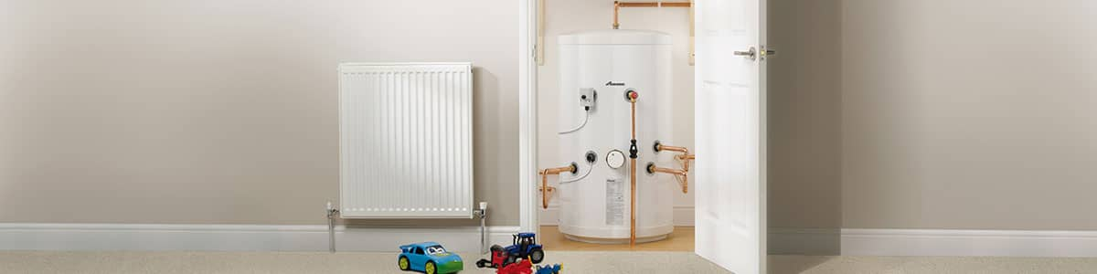 What's the difference between a vented and an unvented cylinder?